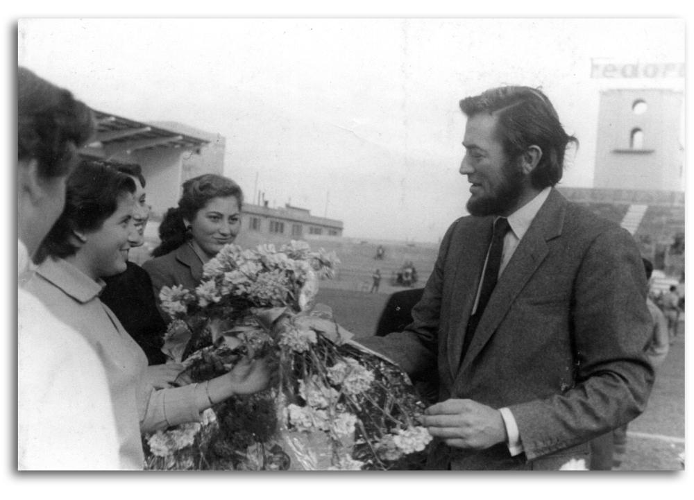Rodaje en Canarias de Moby Dick (John Huston, 1956): Un insuperable regalo de Navidad (4/6)
