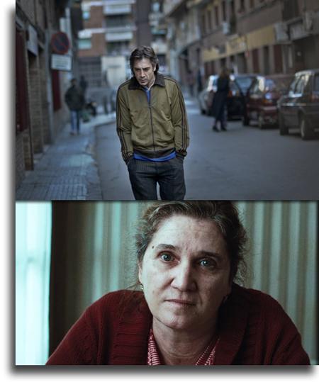 Javier Bardem y Ana Wagener en Biutiful (2010), de Alejandro González Iñárritu
