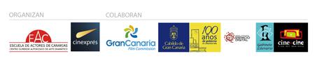 Cartela Logos Camera Acting