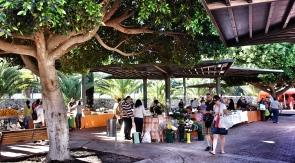 Mercado de San Lorenzo.