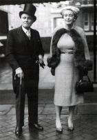 Los padres de Patricia Medina: Ramón y Wonda