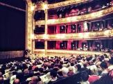 """Hoy pasan la chilena """"Gloria"""" en el teatro Victoria Eugenia. LUIS ROCA ARENCIBIA"""