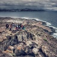 Hay quien opina que La Isleta ha conservado sus tesoros gracias a la ocupación militar del espacio desde 1898. Otros argumentan 116 años son demasiado tiempo. / LUIS ROCA ARENCIBIA