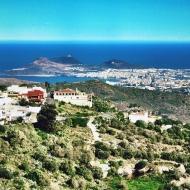 La Isleta, desde La Milagrosa. / LUIS ROCA ARENCIBIA