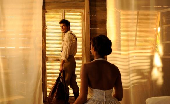 """""""Palmeras en la nieve"""", protagonizada por Mario Casas, es la siguiente película que Adrián Guerra tiene previsto filmar en Gran Canaria, entre julio y septiembre de este año."""