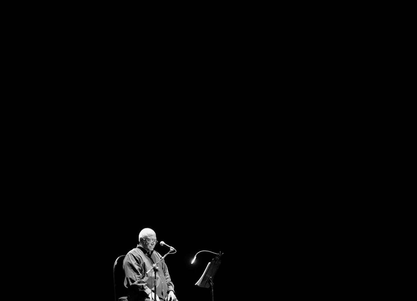 El cantautor Pablo Milanés. / LUIS ROCA ARENCIBIA