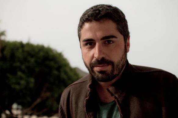 El director y productor tinerfeño, José Ángel Alayón