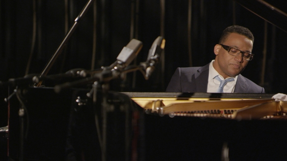 "Gonzalo Rubalcaba, en un momento de ""Playing Lecuona"" / SANTIAGO TORRES-INSULARIA CREACIONES"