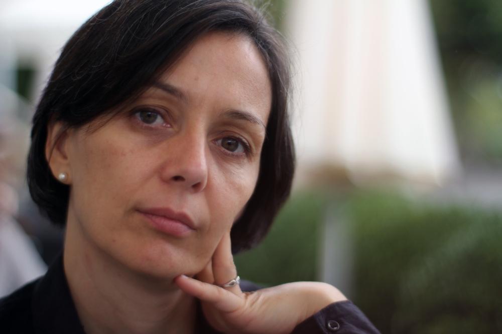 """Arantxa Aguirre, cineasta: """"No descansaré hasta hacer mi documental sobre Galdós"""" (1/5)"""