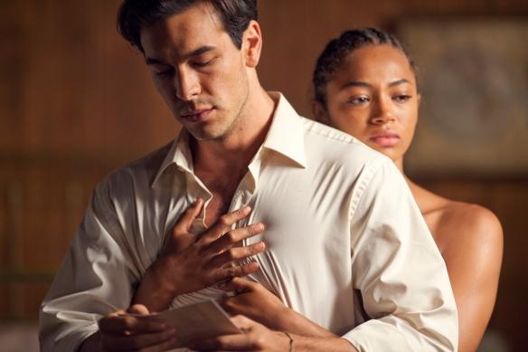 El amor de Bisila y Kilian en Sampaka nació al tiempo que el Bertva Vázquez y Mario Casas en Gran Canaria / OAC