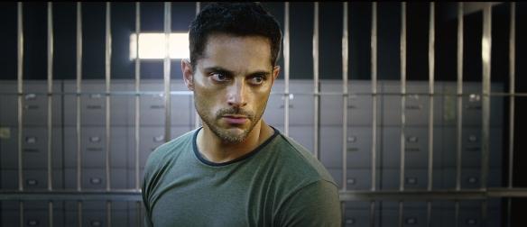 Joaquín Furriel interpreta a Loco, uno de los atracadores. / OAC