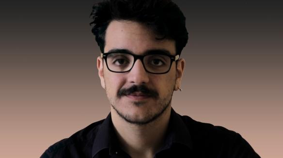 El cortometrajista tinerfeño Dennis García. / OAC
