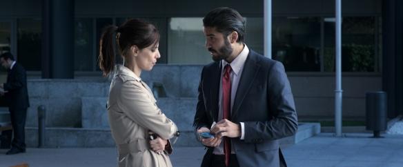 """Maribel Verdú y Álex García, en """"La punta del iceberg"""" / Julio Vergne"""