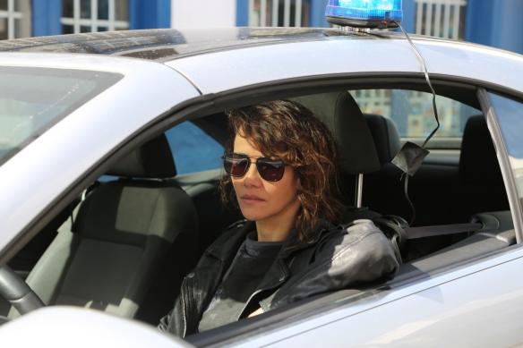 """Goya Toledo como la inspectora Yaiza Santana en """"Acantilado"""" / LAMIA"""