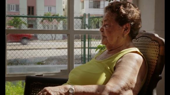 Marina Pérez protagonizó el documental a los 85 años, el 10 de julio pasado cumplió 90. / COLECTIVO RUCS