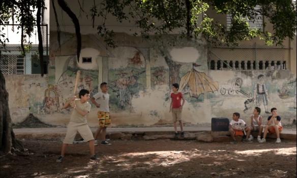 La película se rodó durante dos meses y medio en el barrio de Playa de La Habana. / COLECTIVO RUCS