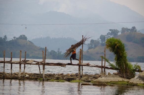 Lago Kivu, en Ruanda. / AYOZE O'SHANAHAN