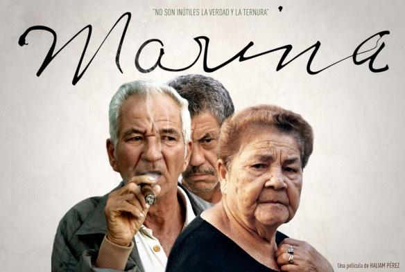 """Cartel de """"Marina"""", realizado por el propio Haliam Pérez. / OAC"""