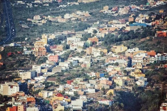 Vista del norte de Tenerife. / LUIS ROCA ARENCIBIA